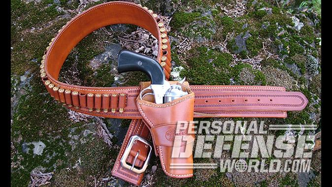 Freedom Arms Model 97 revolver el paso saddlery