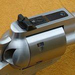 Freedom Arms Model 97 revolver rear sight