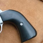 Freedom Arms Model 97 revolver grip panels