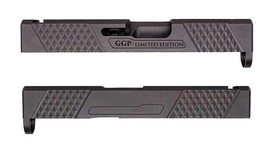 grey ghost SPG43 Glock 43 slide