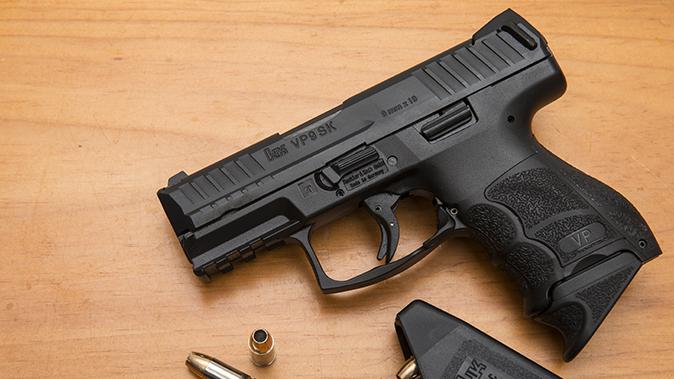 HK VP9SK best ccw pistols