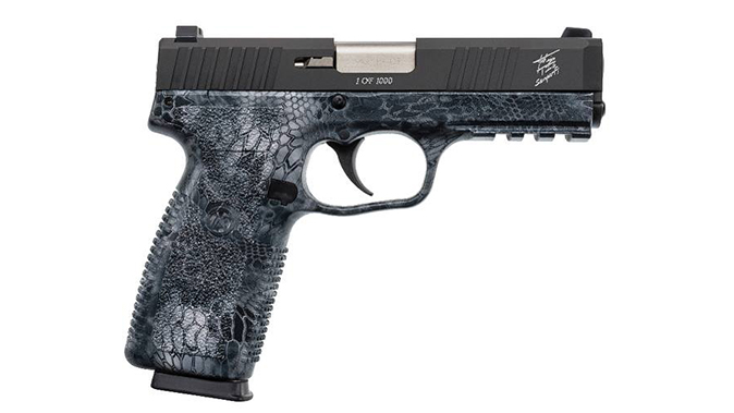 Kahr ST9 TIG Pistol right profile