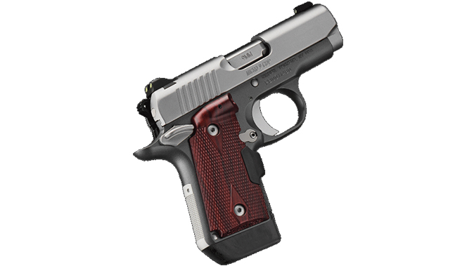 Kimber Micro 9 CDP best ccw pistols