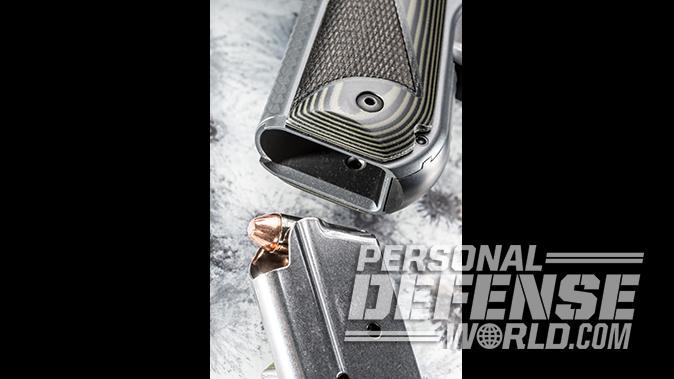 Kimber Super Jägare pistol magazine