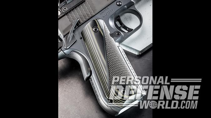 Kimber Super Jägare pistol grip