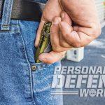 Pocket-Sized Knife personal defense