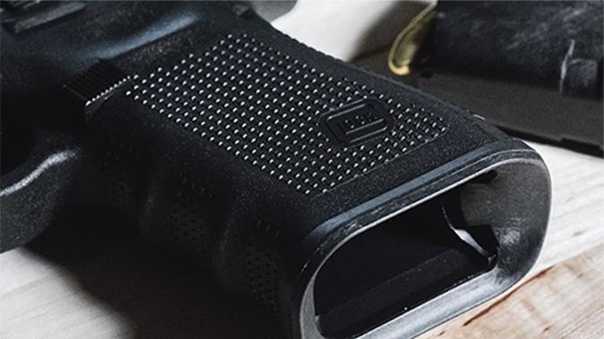 Magpul GL Enhanced Mag Well for Glock 19 Gen4 grip