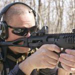 CAA Micro RONI stabilizer shooting