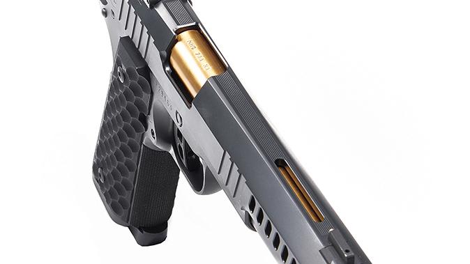 Nighthawk Custom Chairman Pistol slide