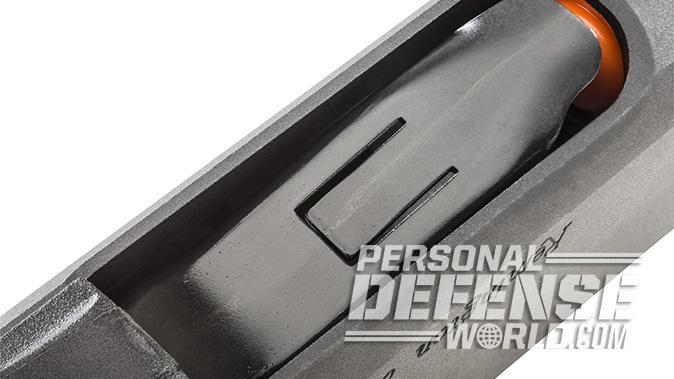 Remington Model 870 Tac-14 shell carrier