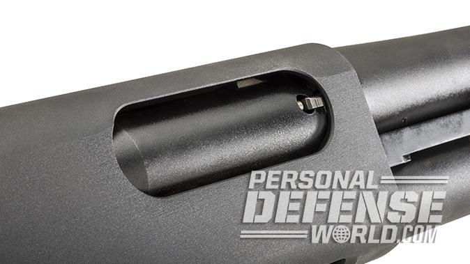 Remington Model 870 Tac-14 870 pump action