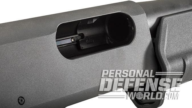 Remington Model 870 Tac-14 empty