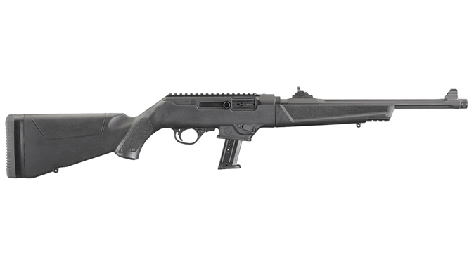 Ruger PC Carbine right profile