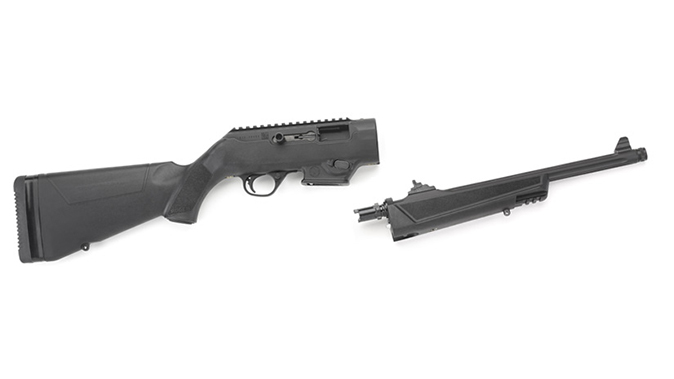 Ruger PC Carbine takedown