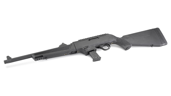 Ruger PC Carbine side angle