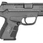 Springfield XD-E pistol right profile