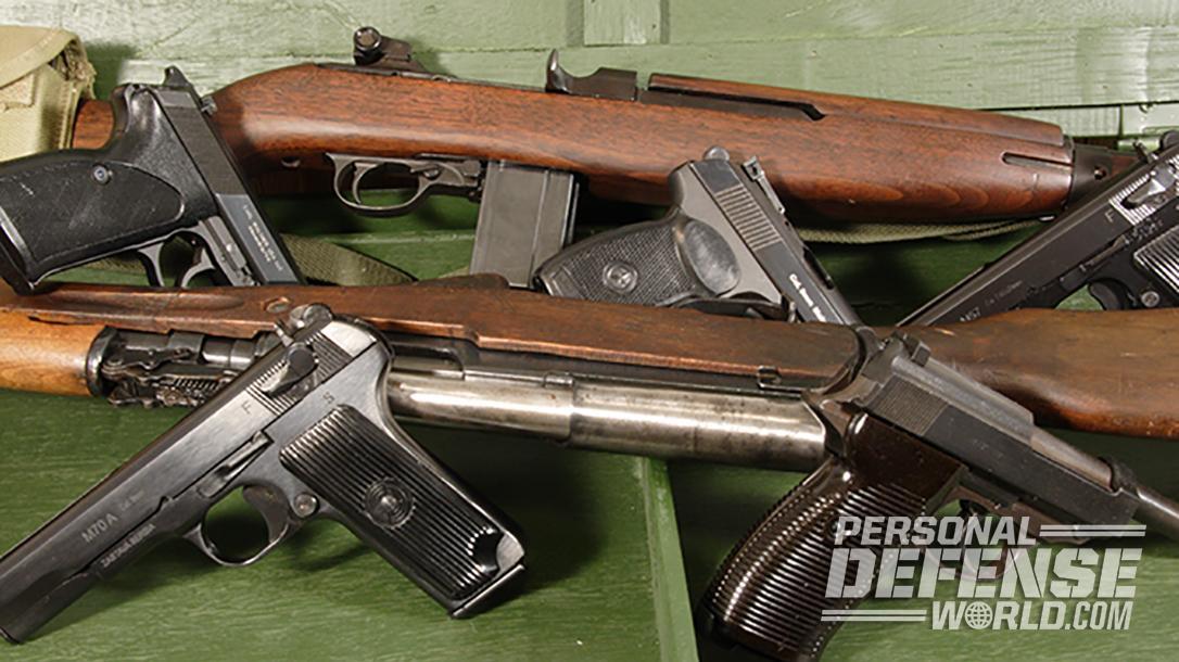 surplus guns for home defense