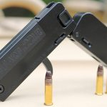 Trailblazer LifeCard pistol unfolded