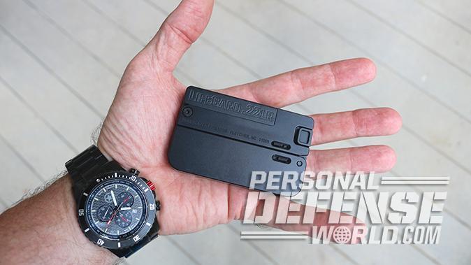 Trailblazer LifeCard pistol folded