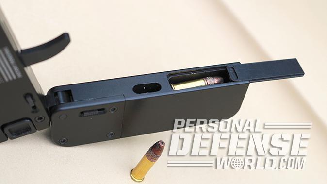 Trailblazer LifeCard pistol loaded