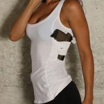 UnderTech UnderCoverWomens discreet Concealed Carry Tank Top concealed carry holsters for women