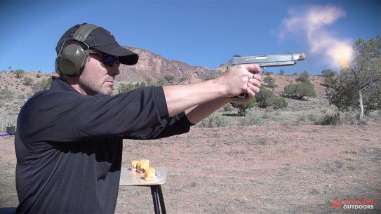 Coonan .357 Magnum Compensated 1911 pistols Athlon Outdoors Rendezvous