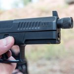 CZ P-10 C Pistol Athlon Outdoors Rendezvous black