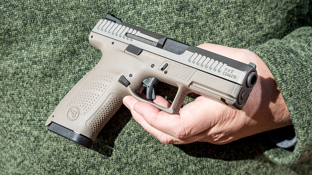 CZ P-10 C Pistol Athlon Outdoors Rendezvous profile