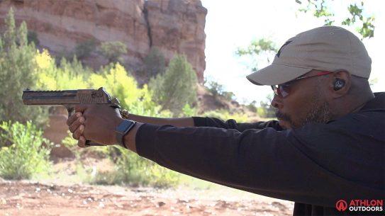 Magnum Research Combo Caliber Desert Eagle Athlon Outdoors Rendezvous lead