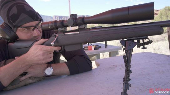 Burris Veracity Riflescope Athlon Outdoors Rendezvous lead