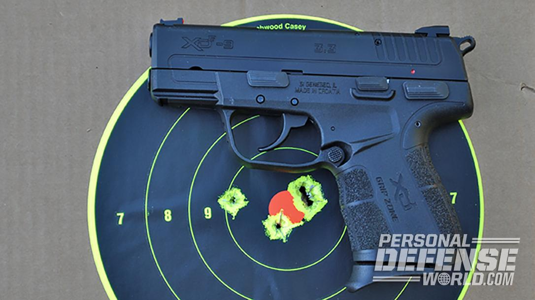 springfield xd-e pistol