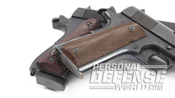 american tactical fx military 1911 colt 1911 pistol grip panels