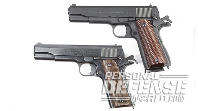 american tactical fx military 1911 colt 1911 pistol left profile