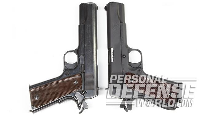 american tactical fx military 1911 colt 1911 pistol slide by slide