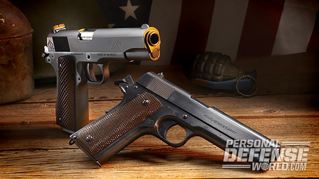 american tactical fx military 1911 handgun