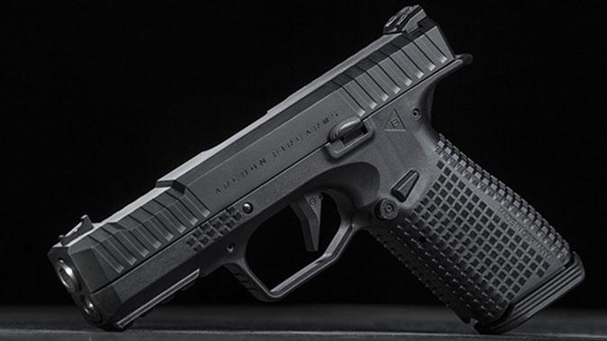 Archon Type B pistol left profile
