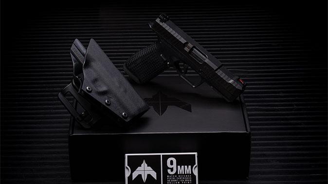 Archon Type B pistol holster