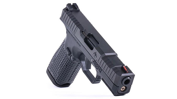 Archon Type B pistol front angle