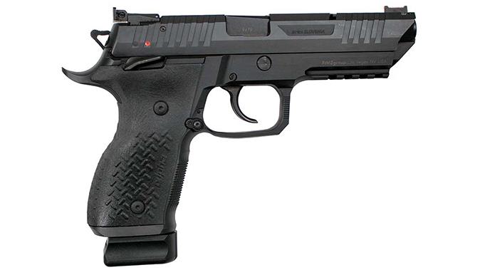Arex Rex Alpha pistol right profile