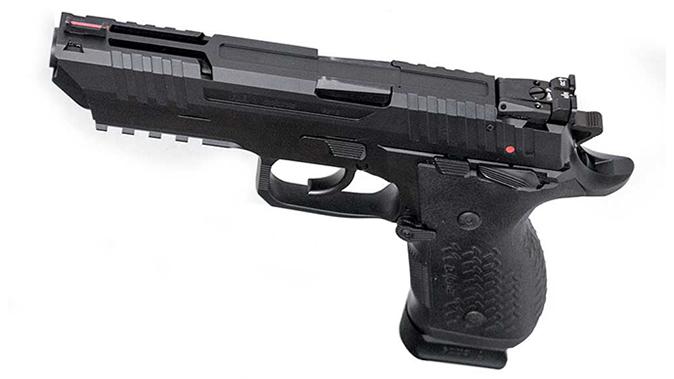 Arex Rex Alpha pistol slide