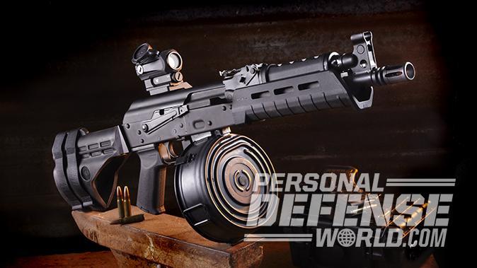 Century Arms RAS47 ak pistol right angle
