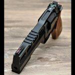 Chiappa Rhino 60DS revolver sights