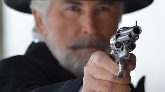 colt peacemaker revolver