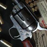 colt peacemaker revolver cylinder