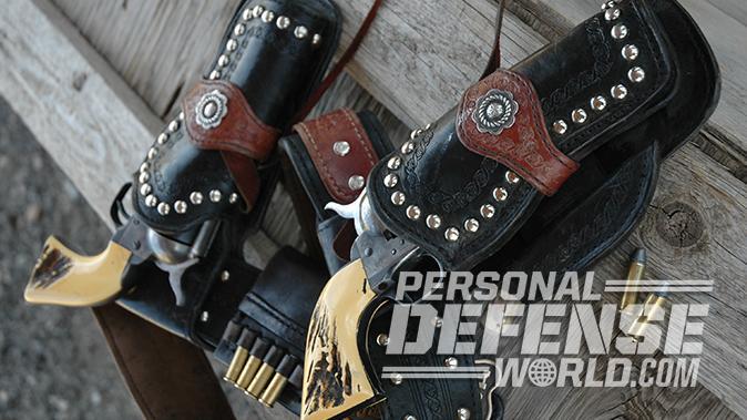 colt peacemaker revolver holster