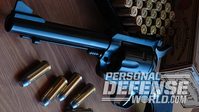 colt peacemaker revolver ammo