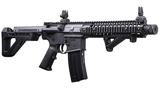 crosman dpms sbr rifle
