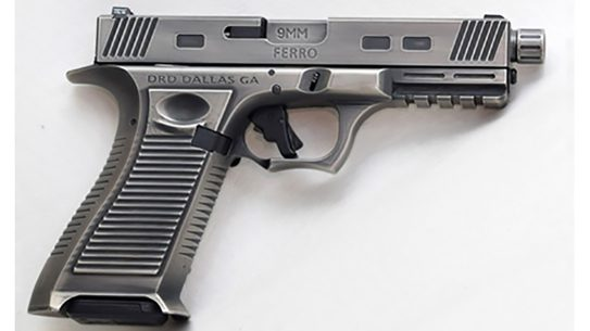 drd tactical ferro pistol