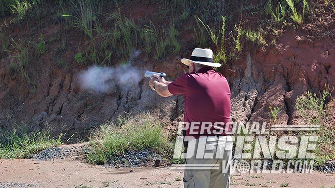 EAA Witness Elite Stock II 10mm pistol test
