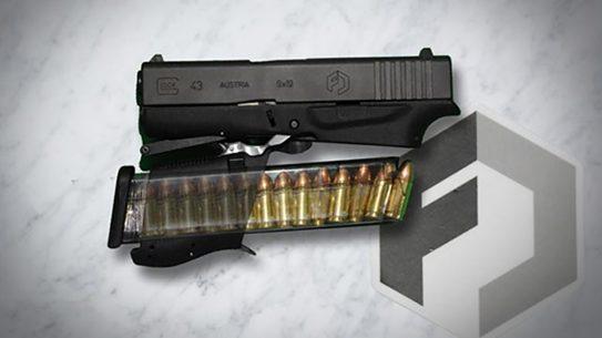 Full Conceal M3G43 semi-auto pistol left profile